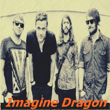 Imagine Dragons Believer poster