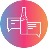 Pintwise - Nightlife & Networking icon