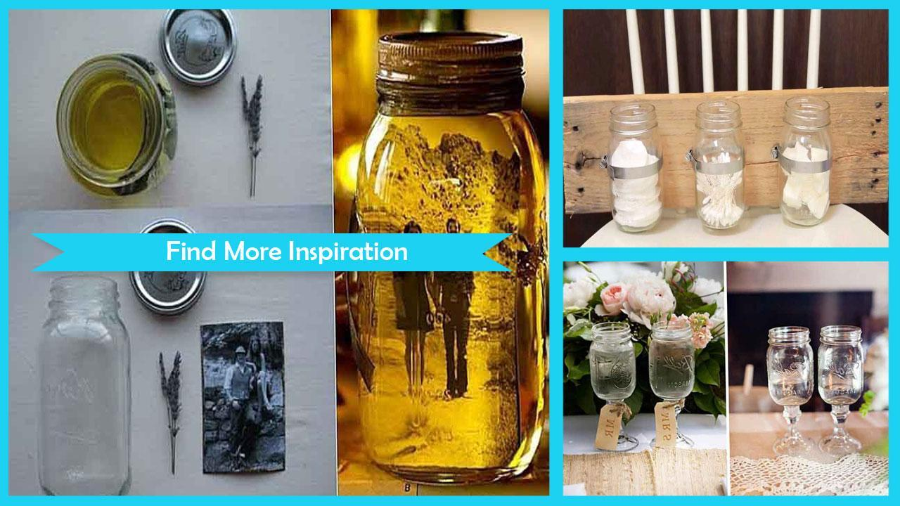 Creative Diy Glass Jars Ideas For Android Apk Download