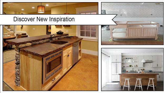 Modern DIY Kitchen Islands screenshot 1
