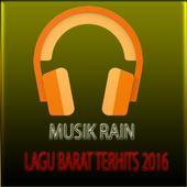 Lagu Barat Terhits Lyric 2016 icon