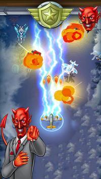 Plane shooter - Arcade shooting games FREE poster