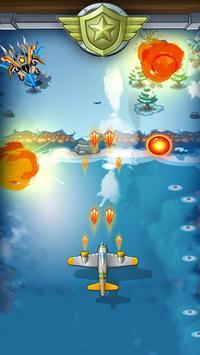 Plane shooter - Arcade shooting games FREE screenshot 11