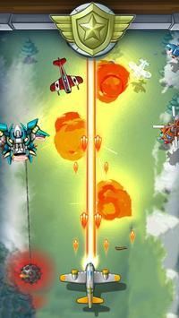 Plane shooter - Arcade shooting games FREE screenshot 13