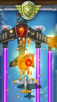 Plane shooter - Arcade shooting games FREE screenshot 1