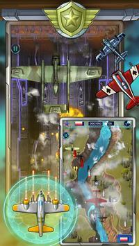 Plane shooter - Arcade shooting games FREE screenshot 2