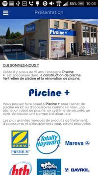 Piscine Plus apk screenshot