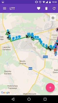 Lviv Transport Tracker screenshot 4