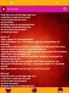 New NF Songs & Lyrics screenshot 3