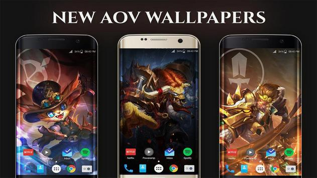 New Arena Of Valor Poster New Arena Of Valor Screenshot
