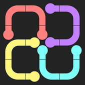 Fun Pipe - Flow Line Puzzle icon