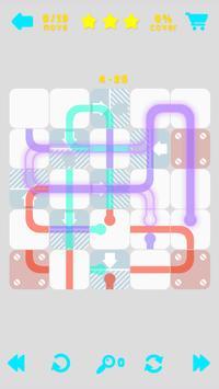 Fun Pipe - Flow Line Puzzle apk screenshot
