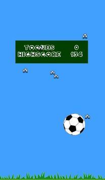 Juggle Soccer poster