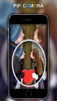 PIP Camera Photo Editor 2018 screenshot 2