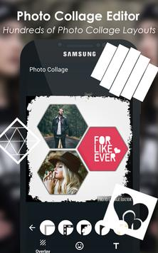 PIP Camera And Photo Cllage poster