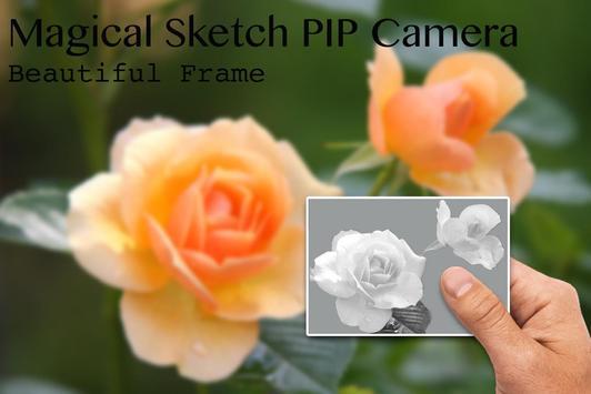 Magical Sketch PIP Camera Effect screenshot 1