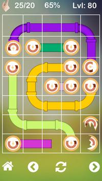 Pipe puzzle twist pipes game apk screenshot