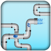 Pipes Game-Plumber Puzzle icon