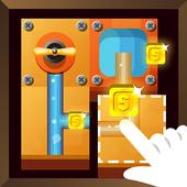 Slide Pipe Puzzle icon