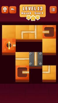Slide Pipe Puzzle screenshot 5