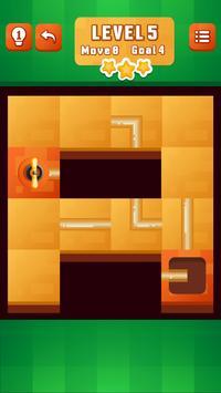 Slide Pipe Puzzle screenshot 9