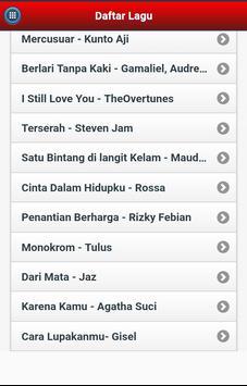 Lirik Lagu Joox Indonesia poster