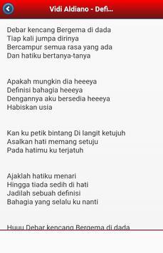 Lirik Lagu Joox Indonesia apk screenshot