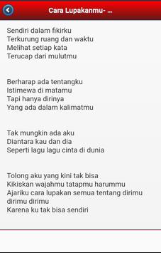 Lyrics Book Music Joox apk screenshot