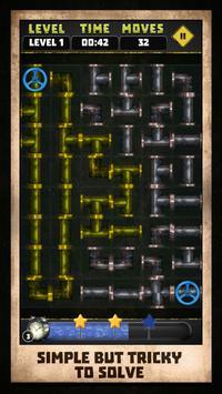 Pipes-Plumber Puzzle apk screenshot