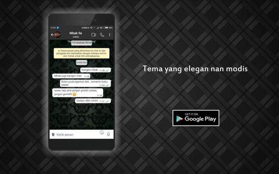 WA Delta Black Terbaru screenshot 2