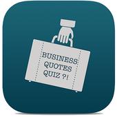 Business Quotes Quiz icon