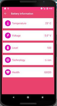Pro Battery Saver screenshot 2
