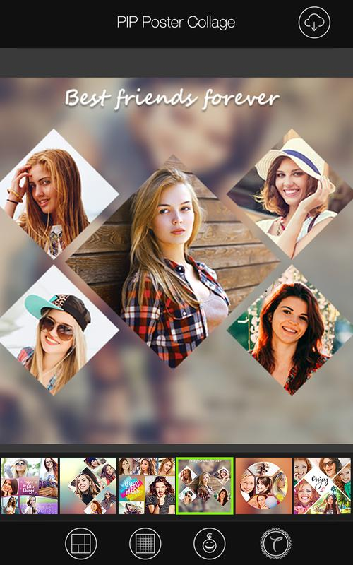 Movie poster collage maker