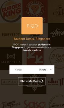 PIQO - Student Perks Discovery apk screenshot