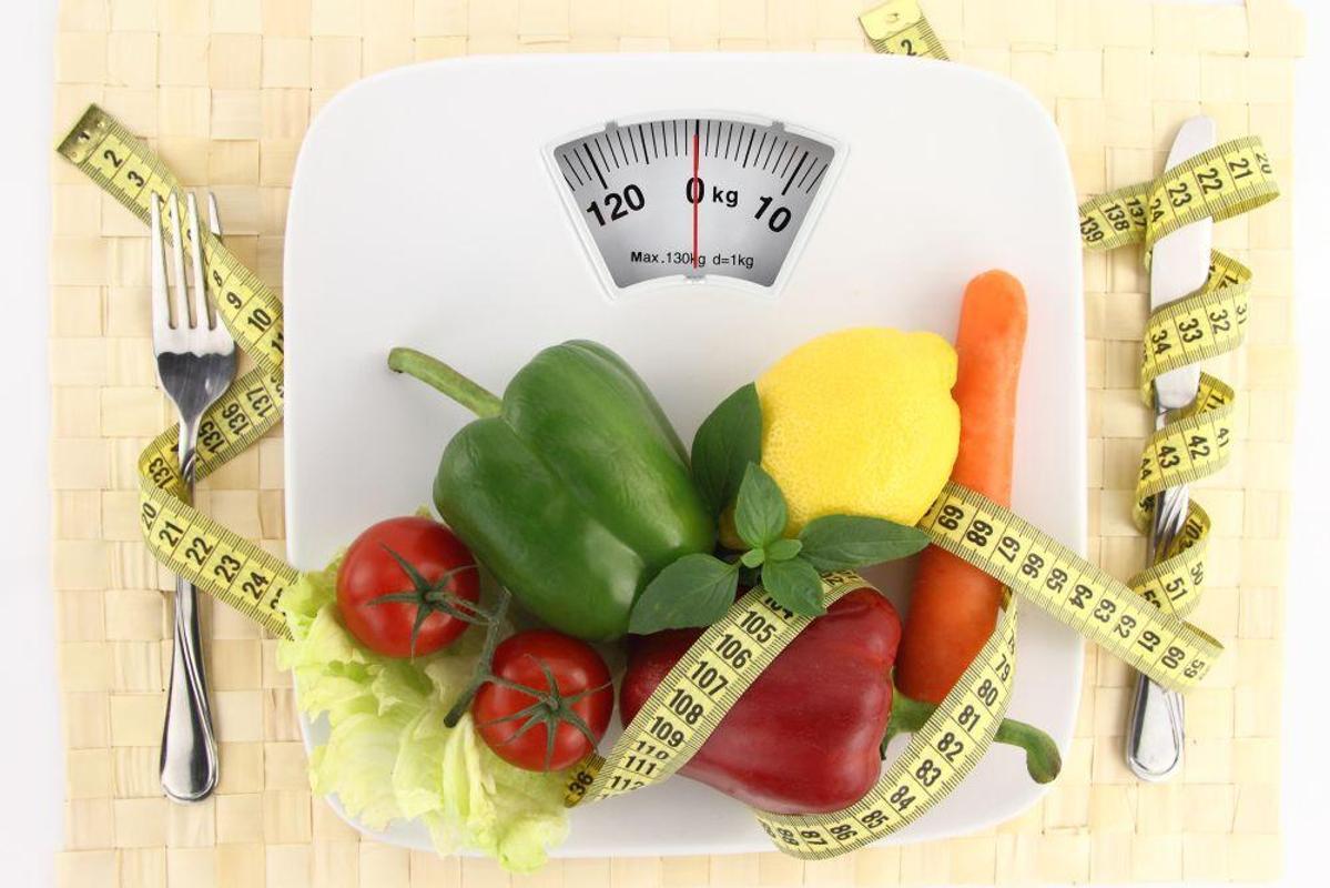 Похудеть без диет за месяц