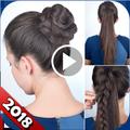 Girls Hairstyle Videos Step By Step Tutorials 2018