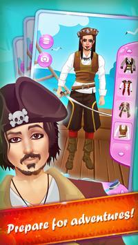 Pirate Captain: Fantastic Trip screenshot 1