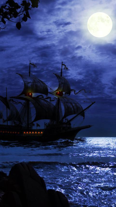 Fond D Ecran De Bateau Pirate Pour Android Telechargez L Apk