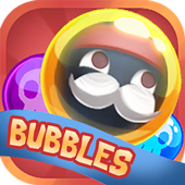 Stickman Pirates: Bubble Shooting Adventure icon