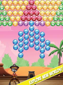 Stickman Pirates: Bubble Shooting Adventure screenshot 10