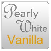 Pearly White Vanilla ADW icon