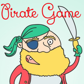 Pirate Game for Kids icon