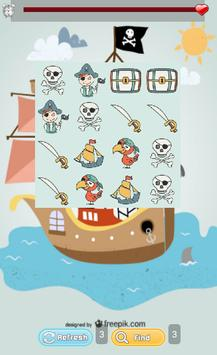 Pirate Game for Kids poster