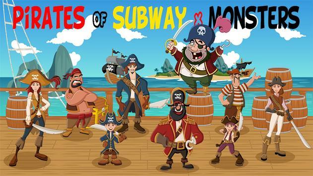 pirates of subway x monsters screenshot 6