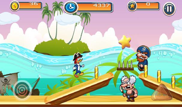 woody pirate woodpecker screenshot 1