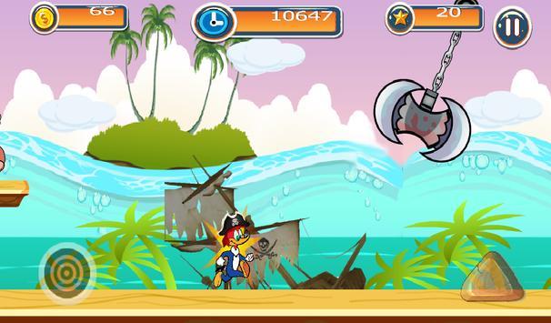 woody pirate woodpecker screenshot 4