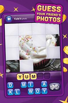 Peek! Photo Guessing Game screenshot 2