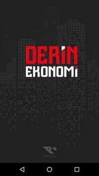 Derin Ekonomi poster