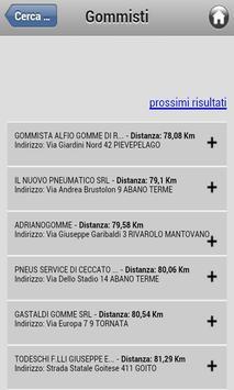 Cerca Gommisti screenshot 1