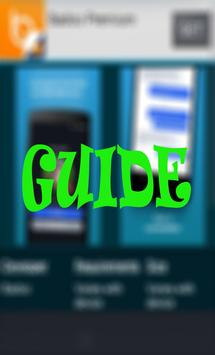 Guide for Badoo poster